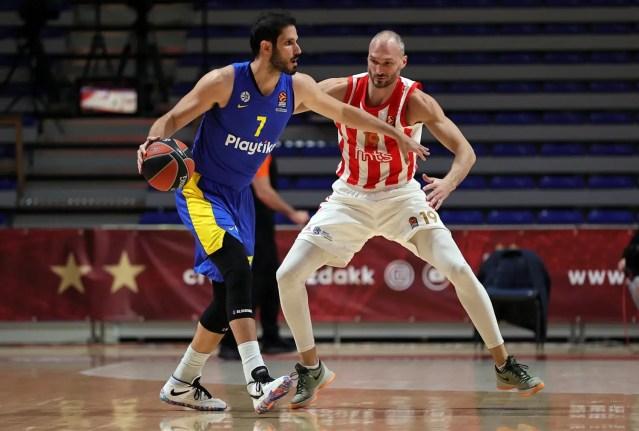 Stella Rossa-Maccabi round 33