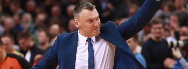 """Jasikevicius post gara 2: """"Giocato un buon basket, ma ci sarà ancora da soffrire"""""""