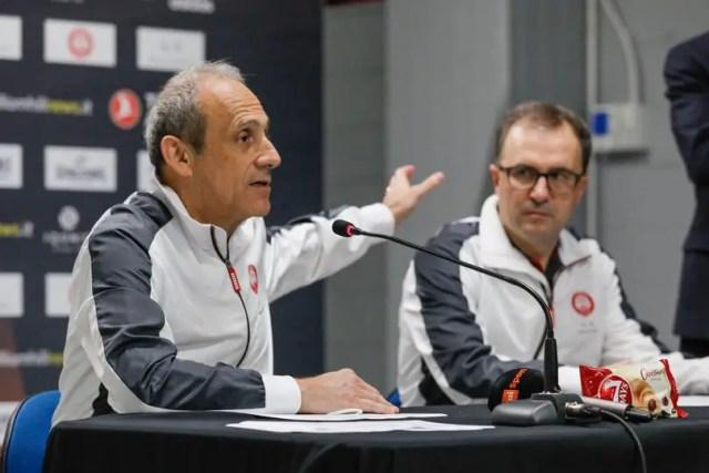 Ettore Messina dopo gara 5: Final Four premio per il duro lavoro di tutto il club