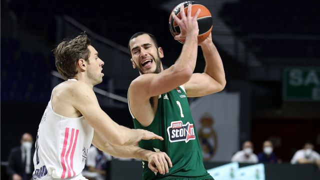 Bochoridis rinnova con il Panathinaikos