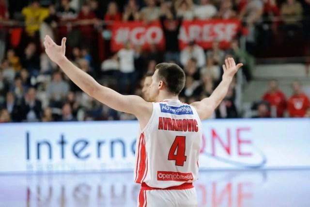 Aleksa Avramovic Partizan