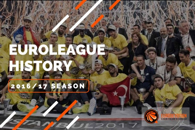 EUROLEAGUE STORY 2016/17: FENER, THIS IS FOR YOU