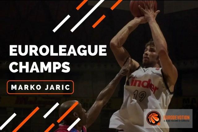 Euroleague Players 2000/01: Marko Jaric, dai sobborghi di Belgrado fino alle luci della NBA, con un'Eurolega in tasca