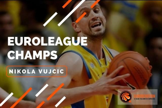 Euroleague players 2004/05: Nikola Vujčić, Principe del pitturato