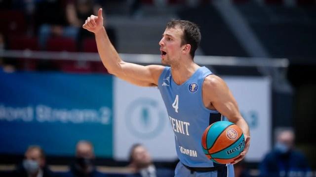 Kevin Pangos lascia lo Zenit
