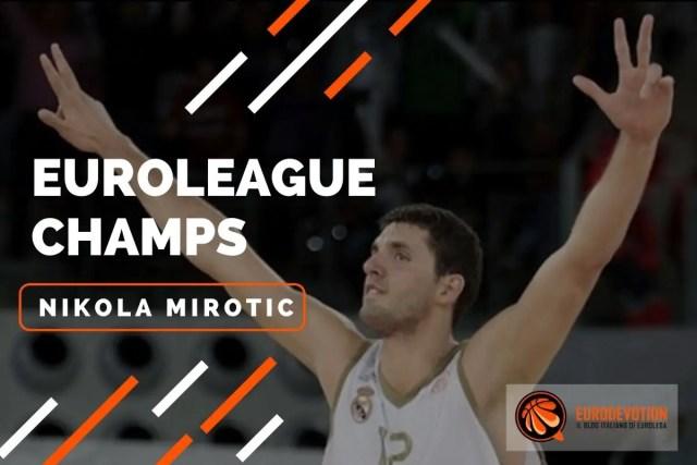 Euroleague Players 2010/2011: l'ascesa di Nikola Mirotic