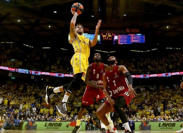Maccabi-Bayern (R1): la forza delle difese e di Scottie Wilbekin