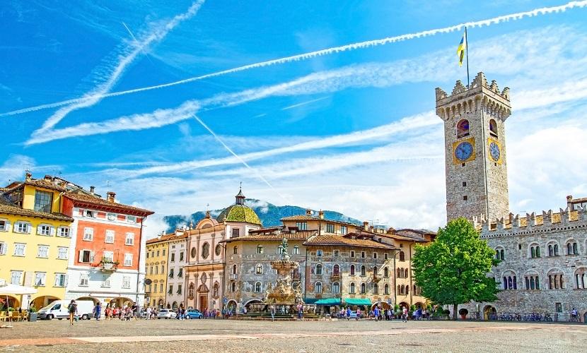 Morar em Trento