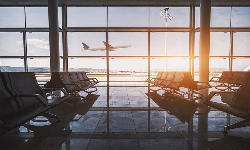 aeroporto na irlanda