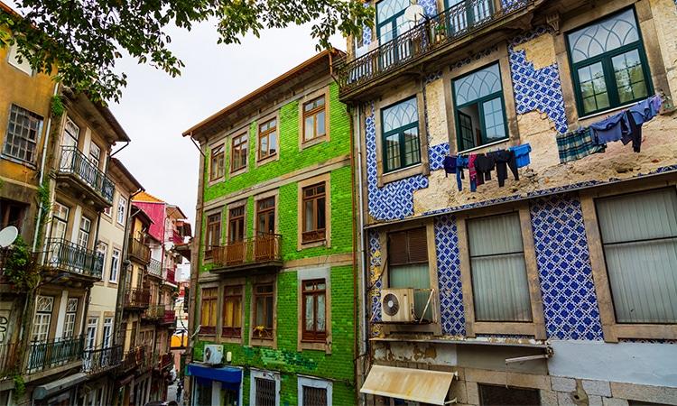 área de reabilitação urbana em Portugal