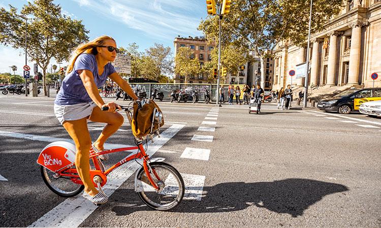 bicicleta espanha