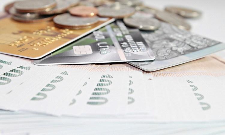 Borderless Card dinheiro