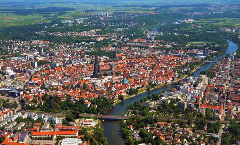 catedral mais alta do mundo na Alemanha
