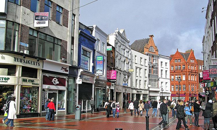 Centro de Dublin