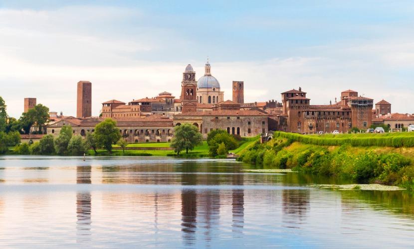 Cidades pequenas da Itália, Mantova