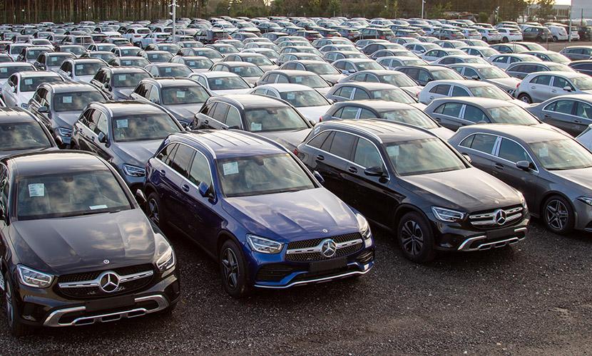 Comprar carro em Portugal concessionária
