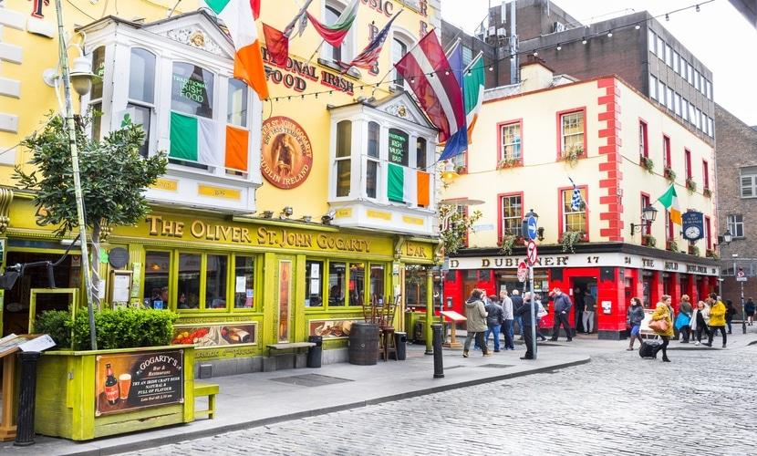 Custo de vida para estudar na Irlanda