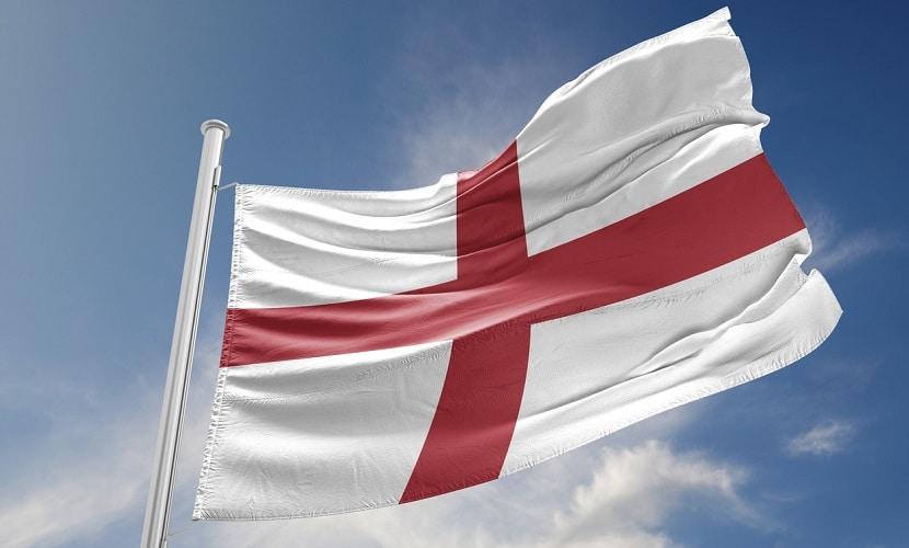diferença da bandeira inglesa e do Reino Unido