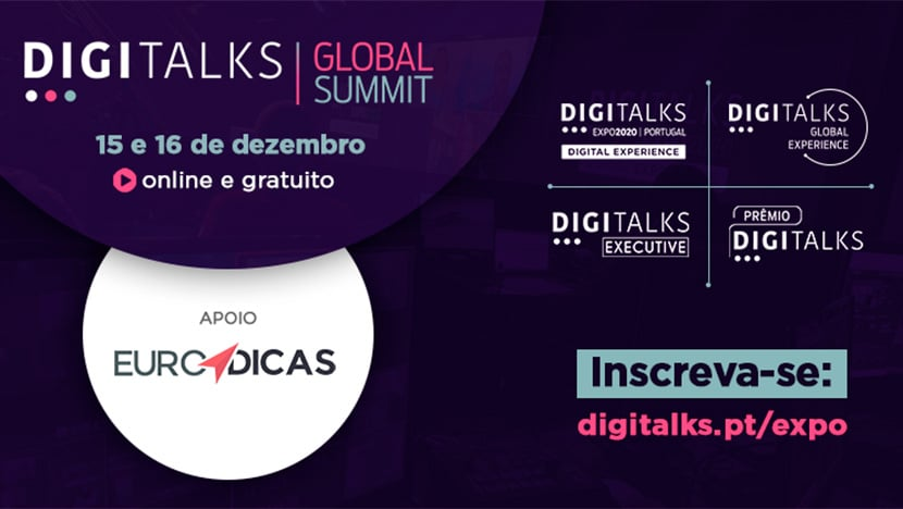 Digitalks 2020 apoio Euro Dicas