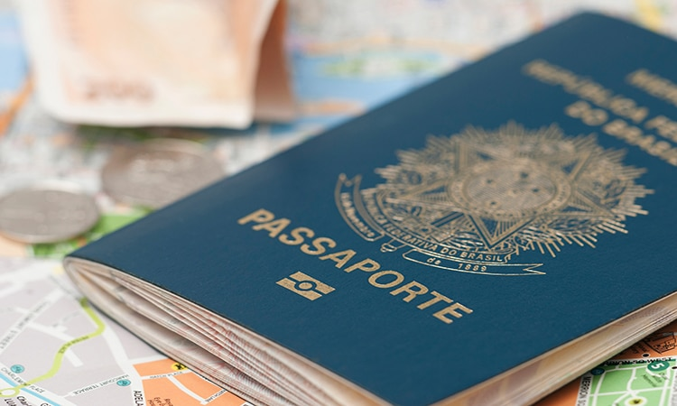 Documentos para passaporte como solicitar