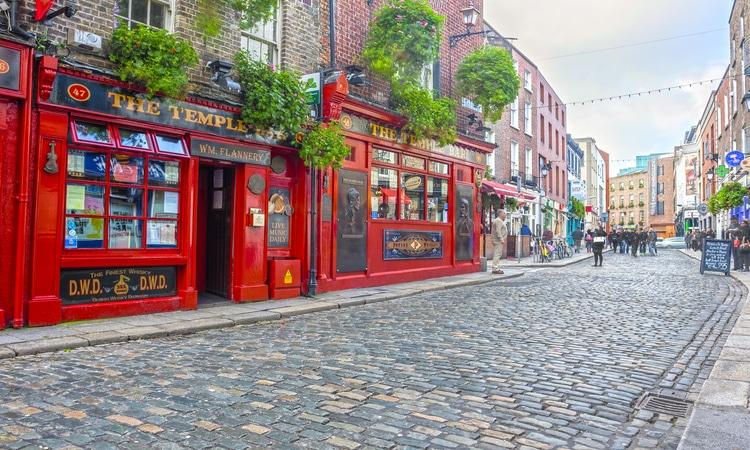 Dublin cidades da Irlanda