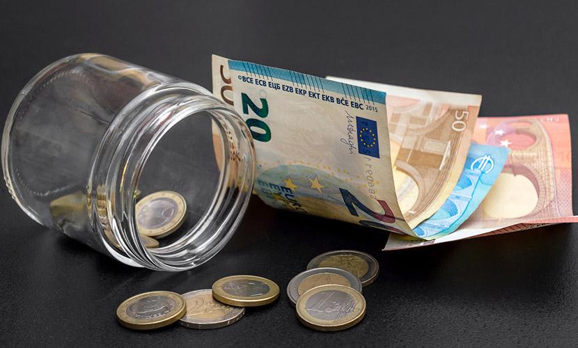 economizar na compra de euro