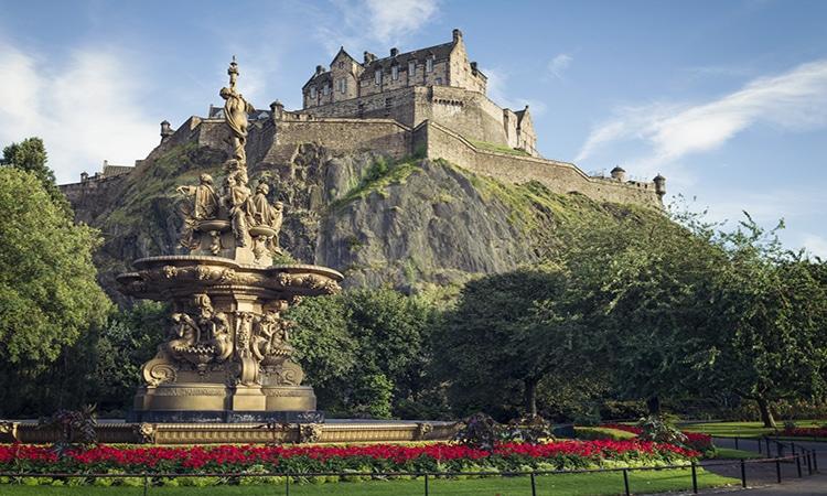 Edimburgo Reino Unido