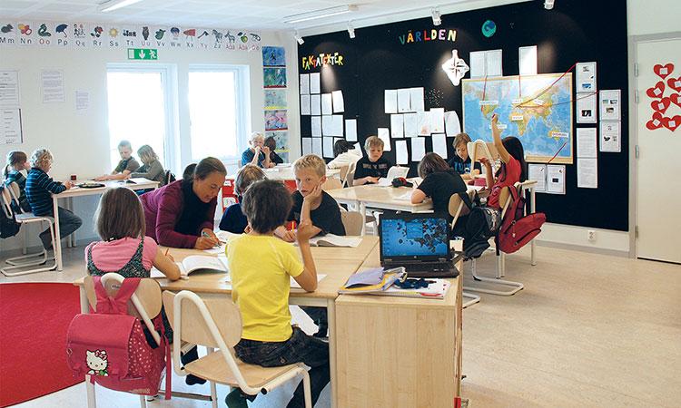 Ensino Fundamental na Suécia