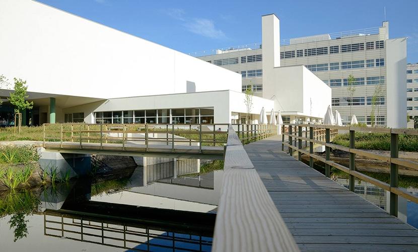 Entrada da Porto Business School