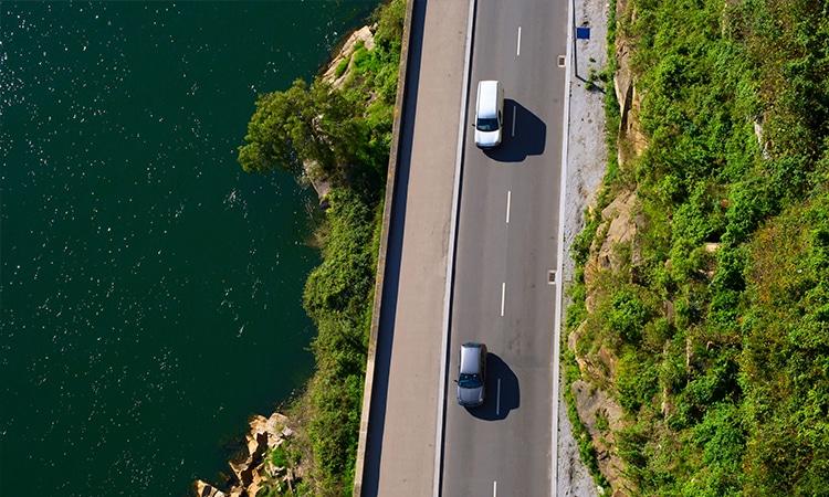 Estradas para aluguel de carro em Lisboa