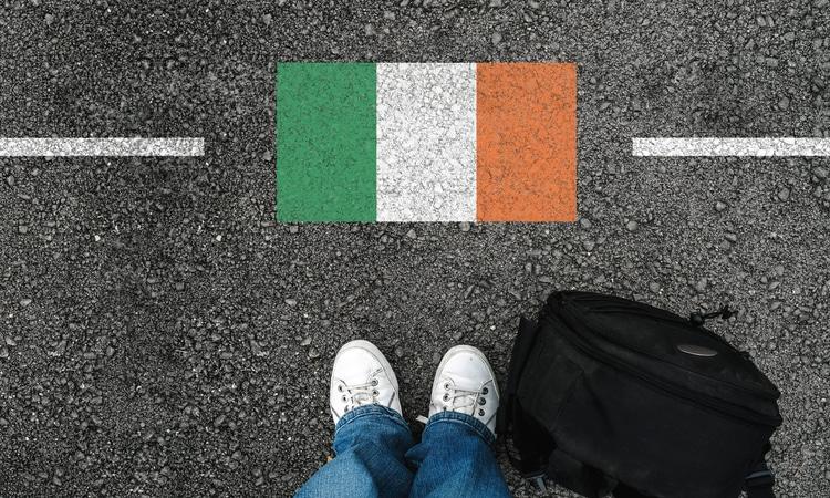 Estudante na Irlanda