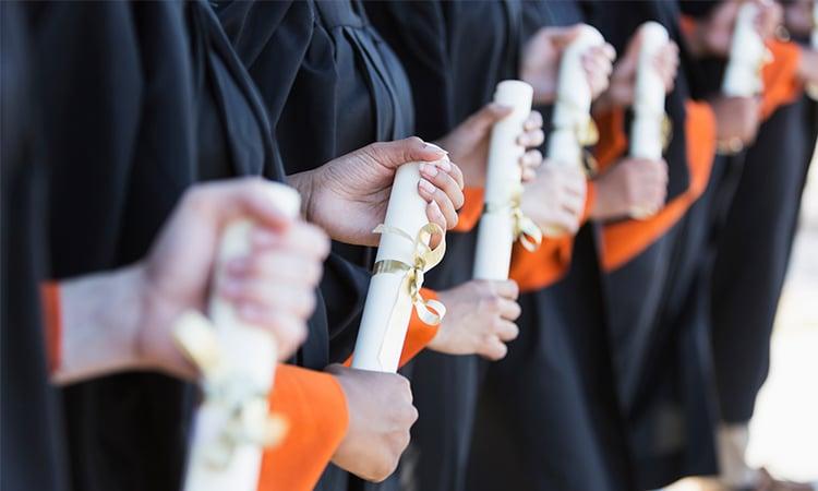 estudantes validação diploma Espanha