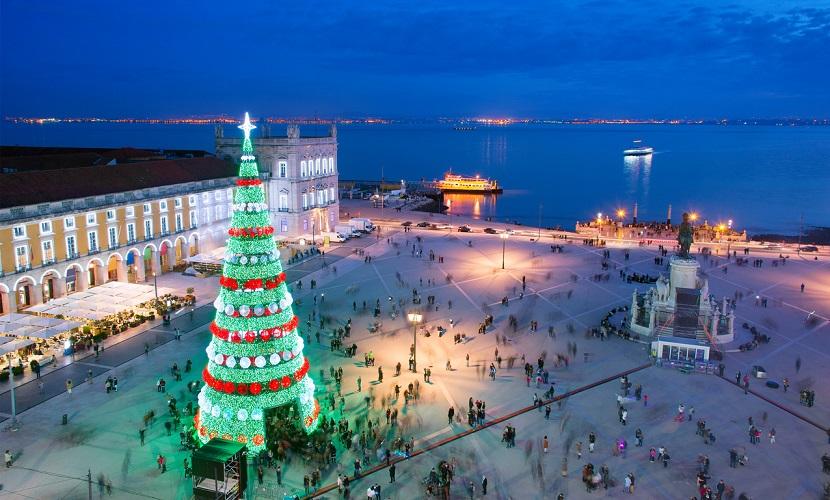 eventos de Natal em Lisboa