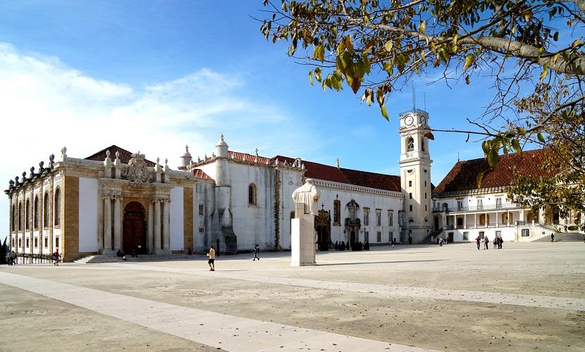 faculdade em Coimbra Portugal