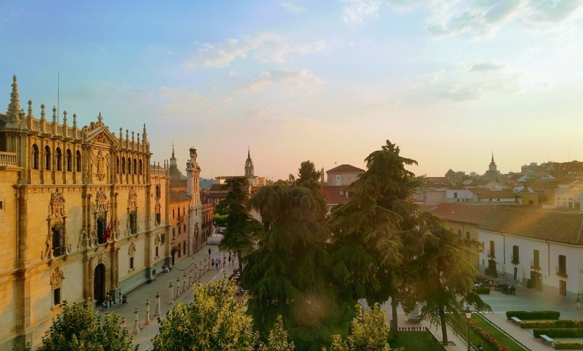 Facultad Alcalá de Henares