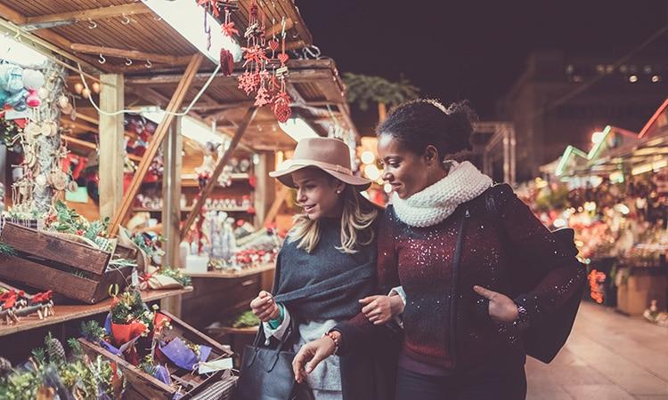 feriados na espanha mercado de natal