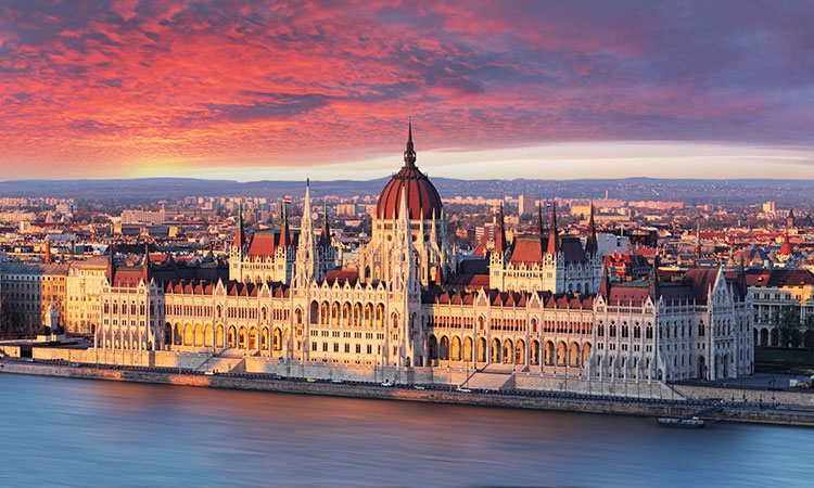 Hungria na Europa do Leste