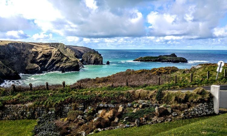 Cornwall na Inglaterra
