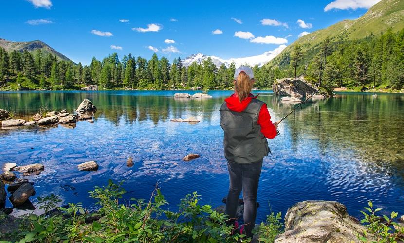 leis de pesca sustentável na Suíça