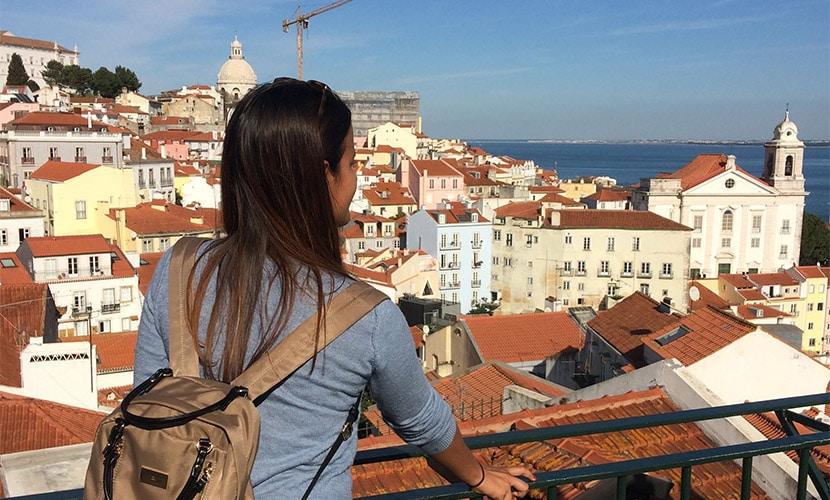 Leticia em Lisboa