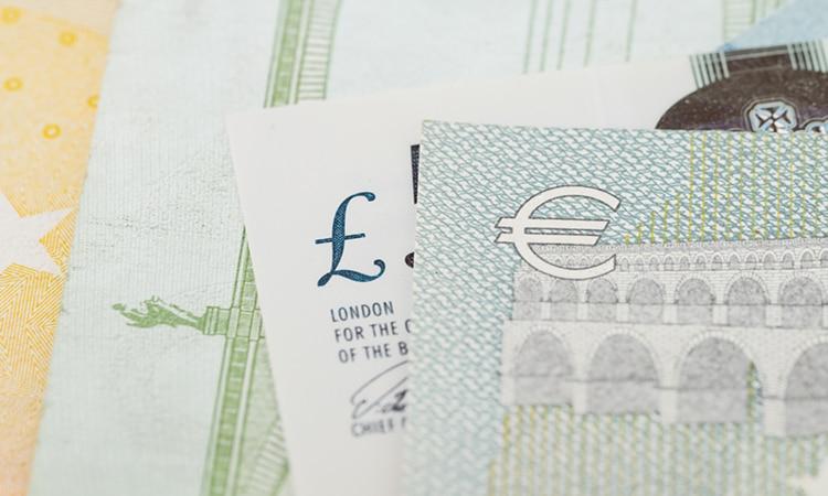 Libra e Euro