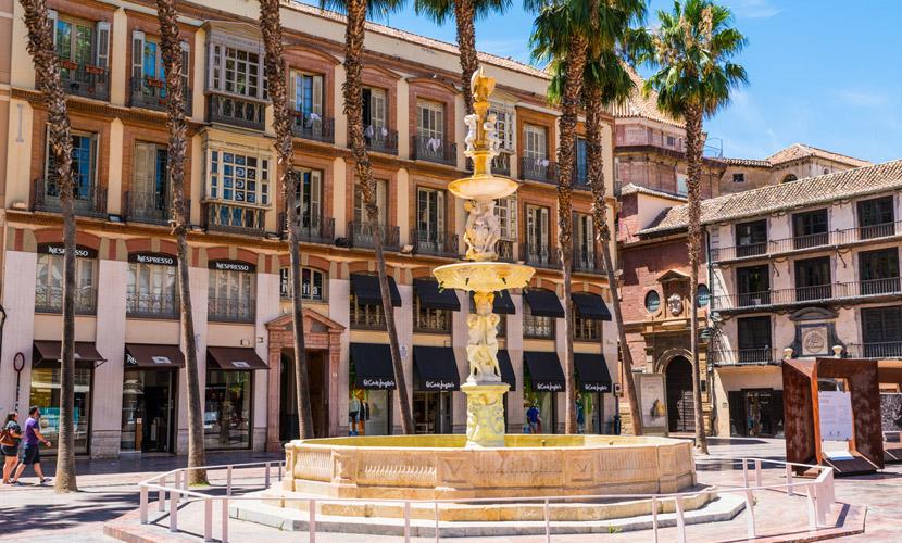 malaga, uma das melhores cidades da espanha para morar