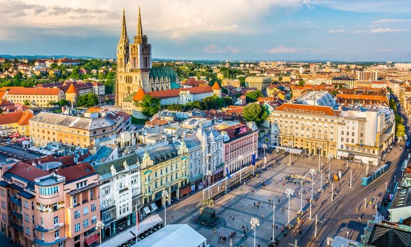 Melhor cidade para morar na Croácia