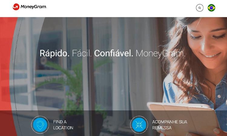 MoneyGram plataforma