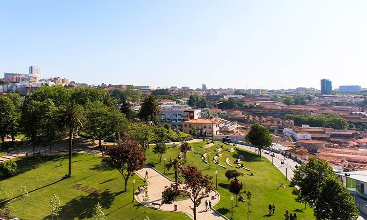 morar em Gaia nos arredores do Porto