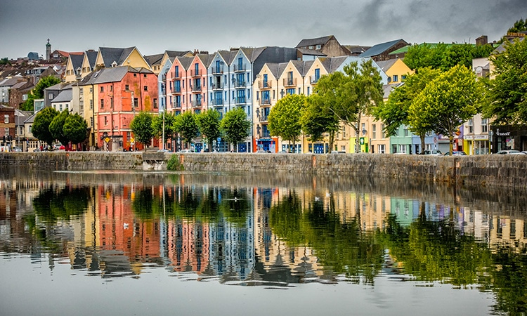 Cidades para alugar apartamento na Irlanda
