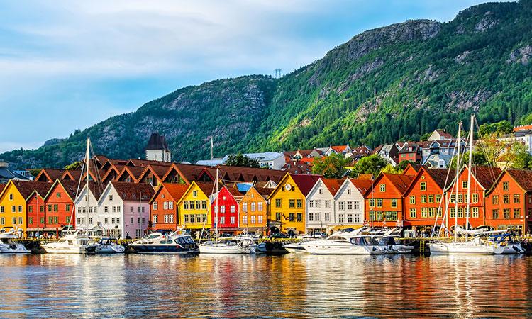 paises nordicos noruega