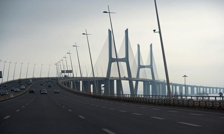 pedagios em portugal ponte