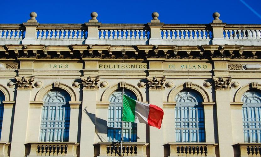 Pós-graduação na Itália Politécnico de Milão
