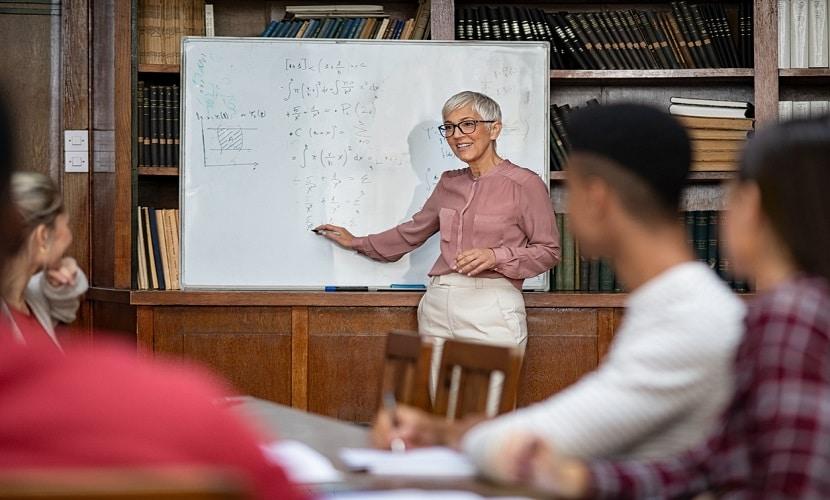professora de pós graduação